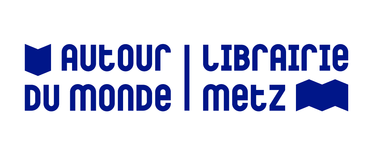 logo de la librairie Autour du Monde de Metz