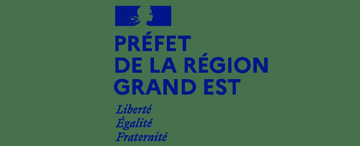 logo du Préfet de la Gégion Grand-Est