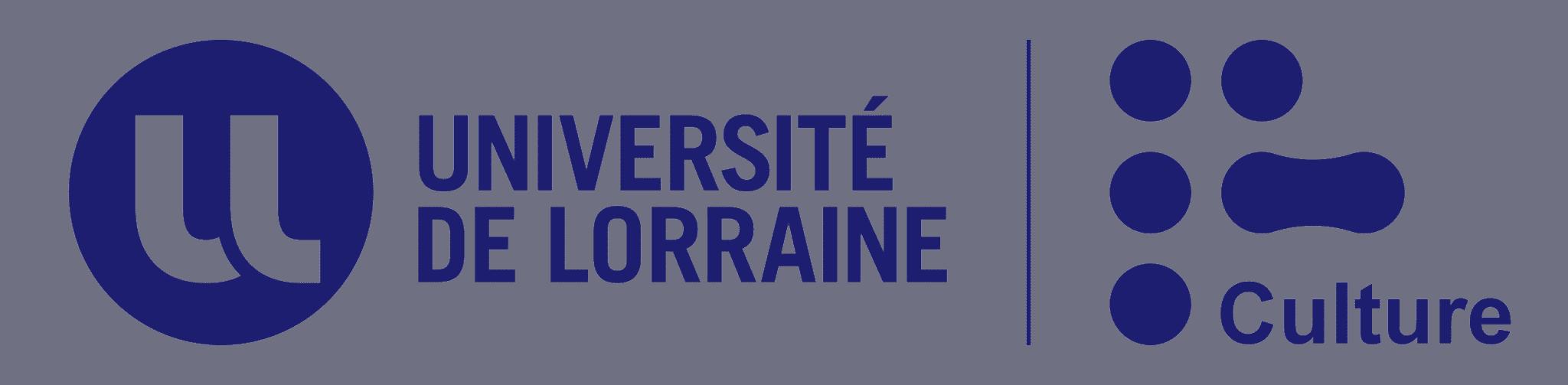 Université de Lorraine - Culture - Logo